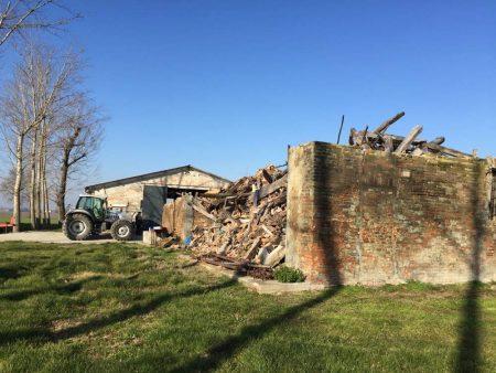 Ripristino post- terremoto e messa in sicurezza