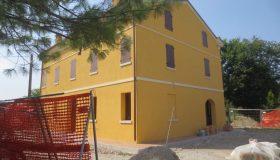 Demolizione e ricostruzione di abitazione rurale San Felice sul Panaro (MO)