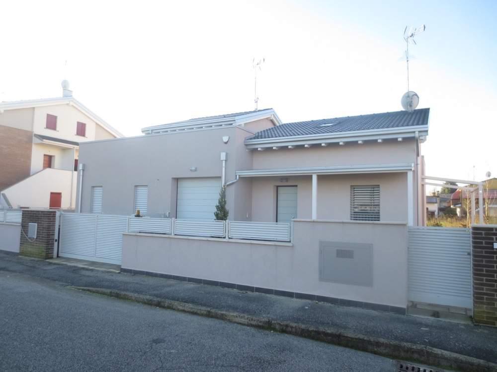 Villetta bifamiliare Stienta (RO)