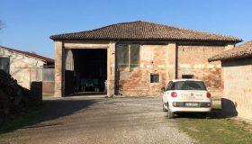 Demolizione e ricostruzione di fienile Camposanto (MO)